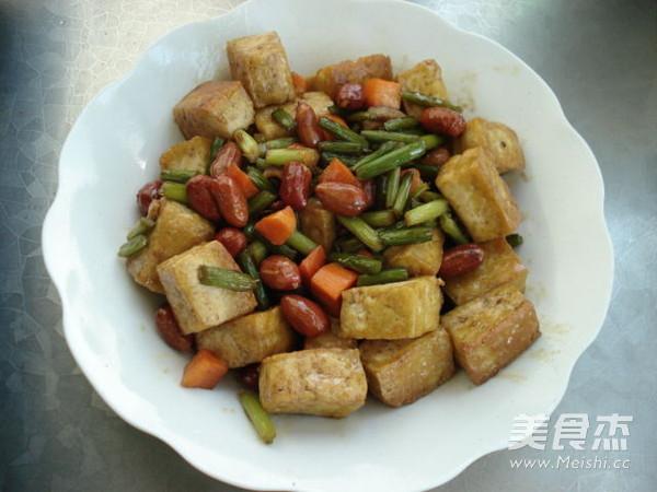 宫保豆腐怎样炒