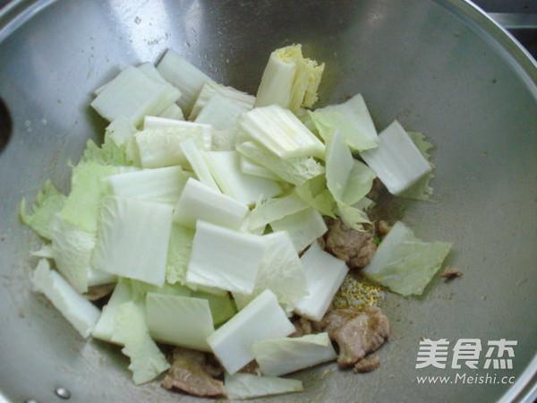 老厨白菜怎么煮