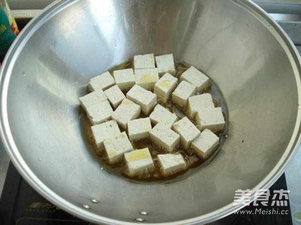 宫保豆腐的简单做法