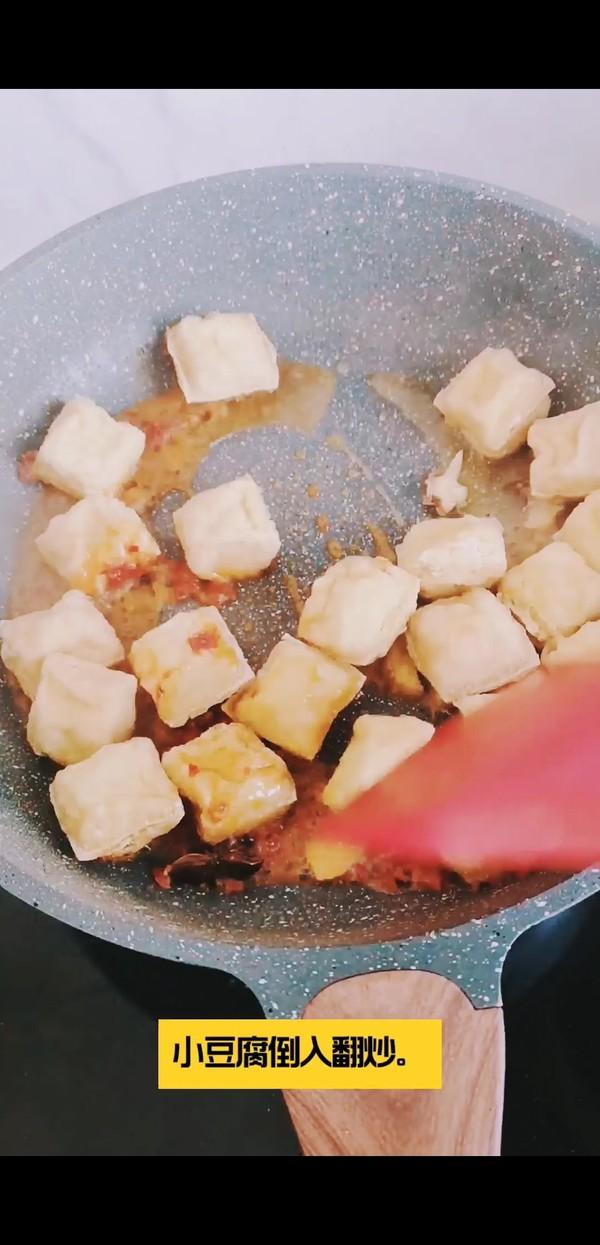 香辣石屏小豆腐怎么吃