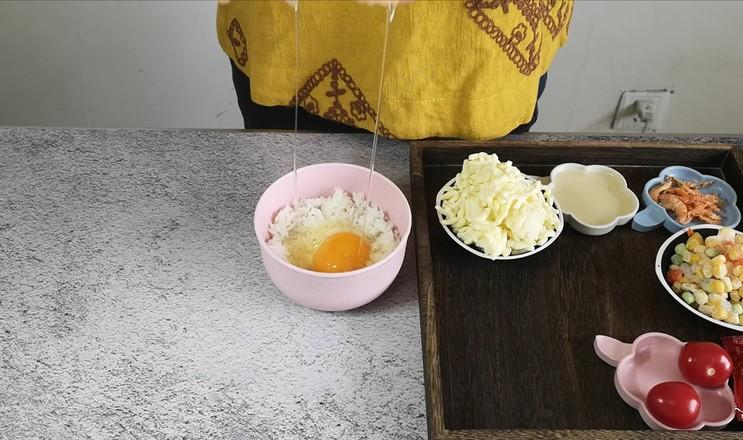 剩米饭不要再炒了,这样吃~的做法大全