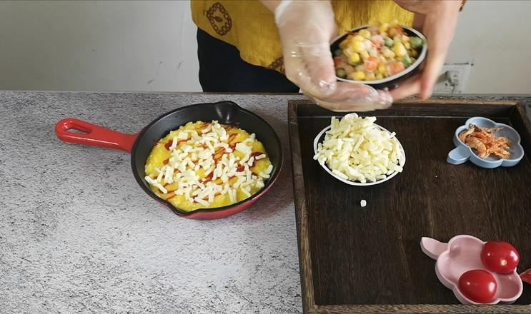 剩米饭不要再炒了,这样吃~的家常做法