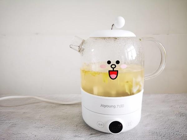 生姜鲜藕饮的家常做法