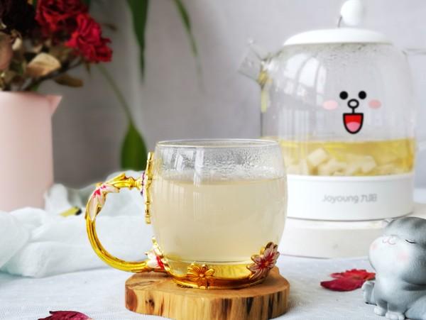 生姜鲜藕饮的简单做法