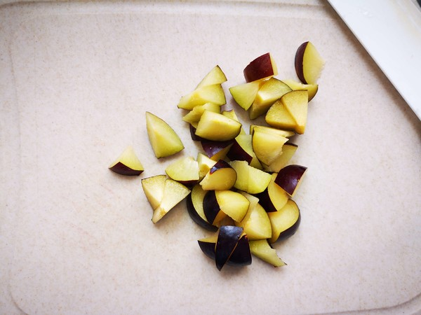 快手美食:黑布林烤麦片的家常做法