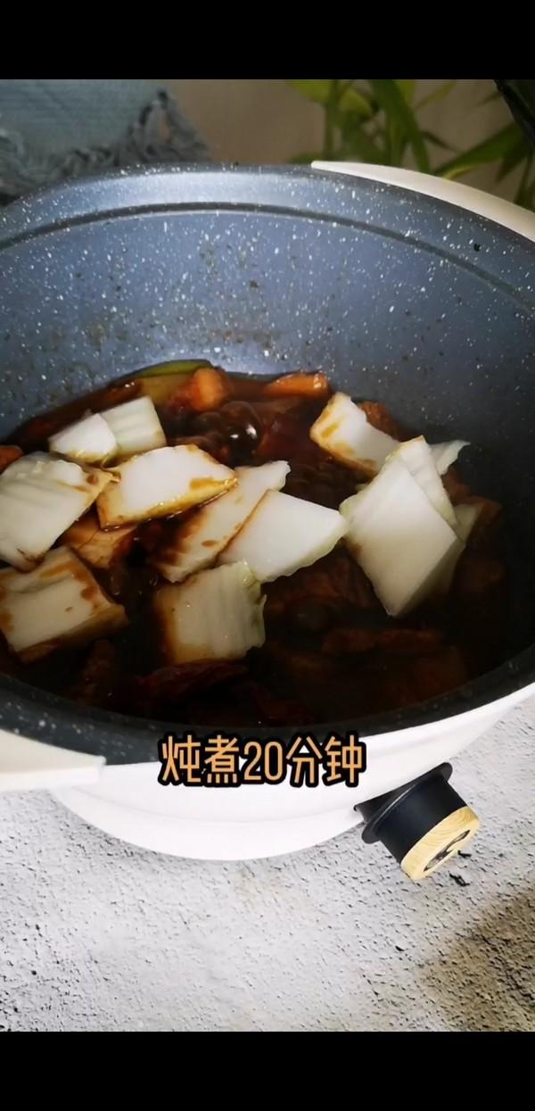 猪肉白菜炖粉条怎么做