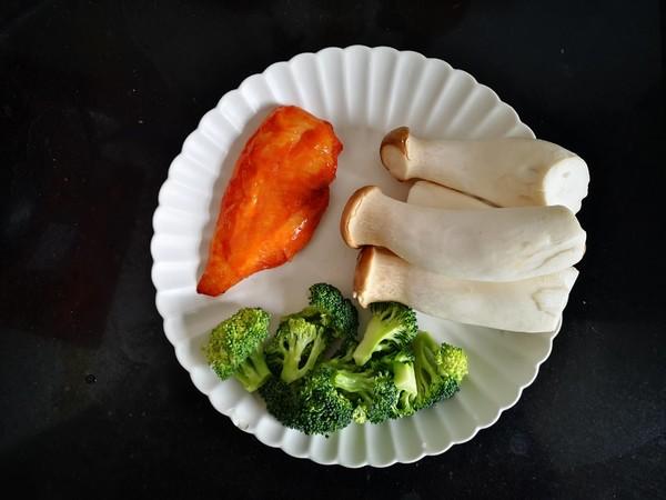 好吃不胖!黑椒鸡肉杏鲍菇的做法大全