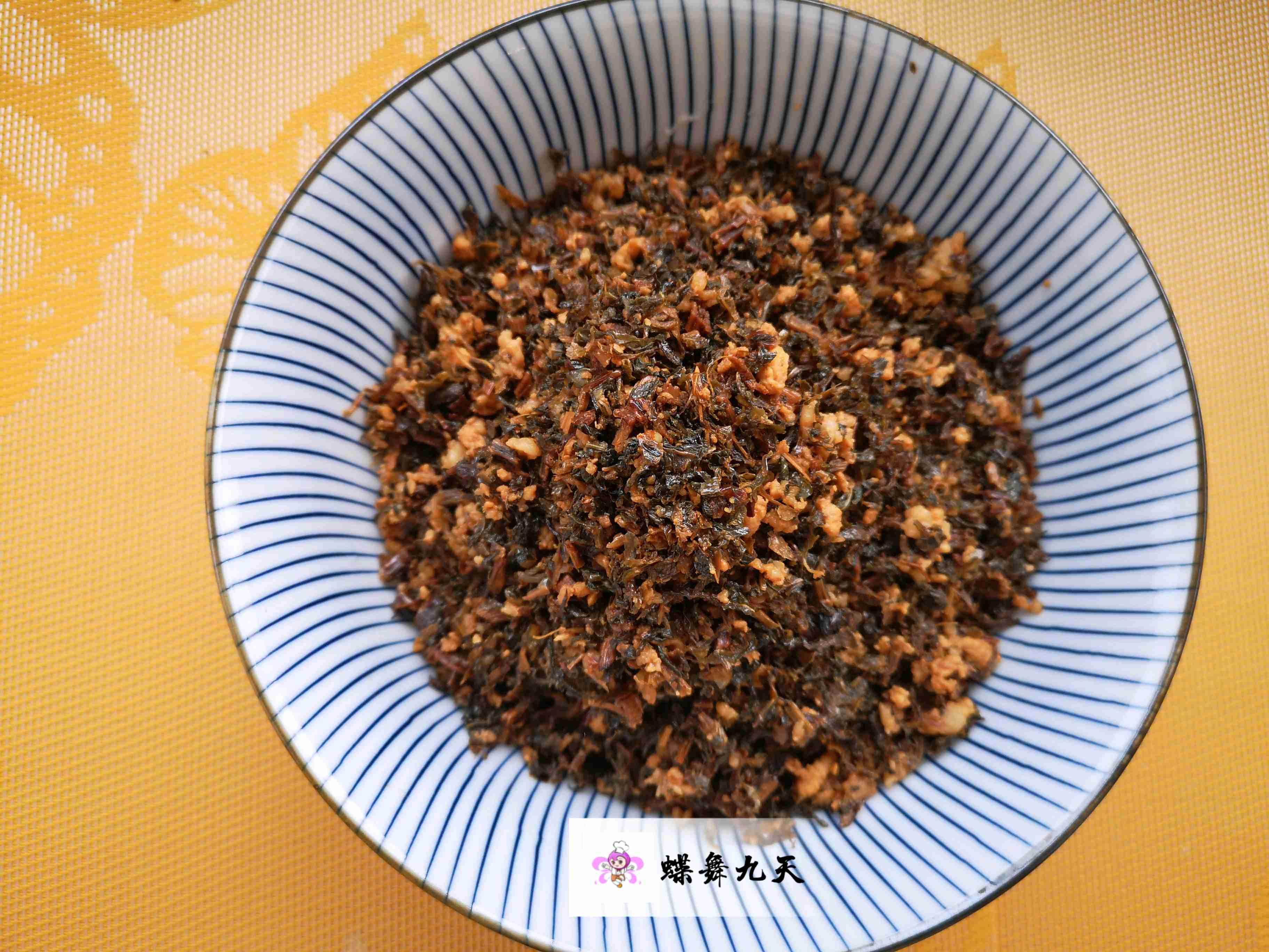 一口平底锅就可搞定,不用油煎巨好吃!梅干菜饼的简单做法