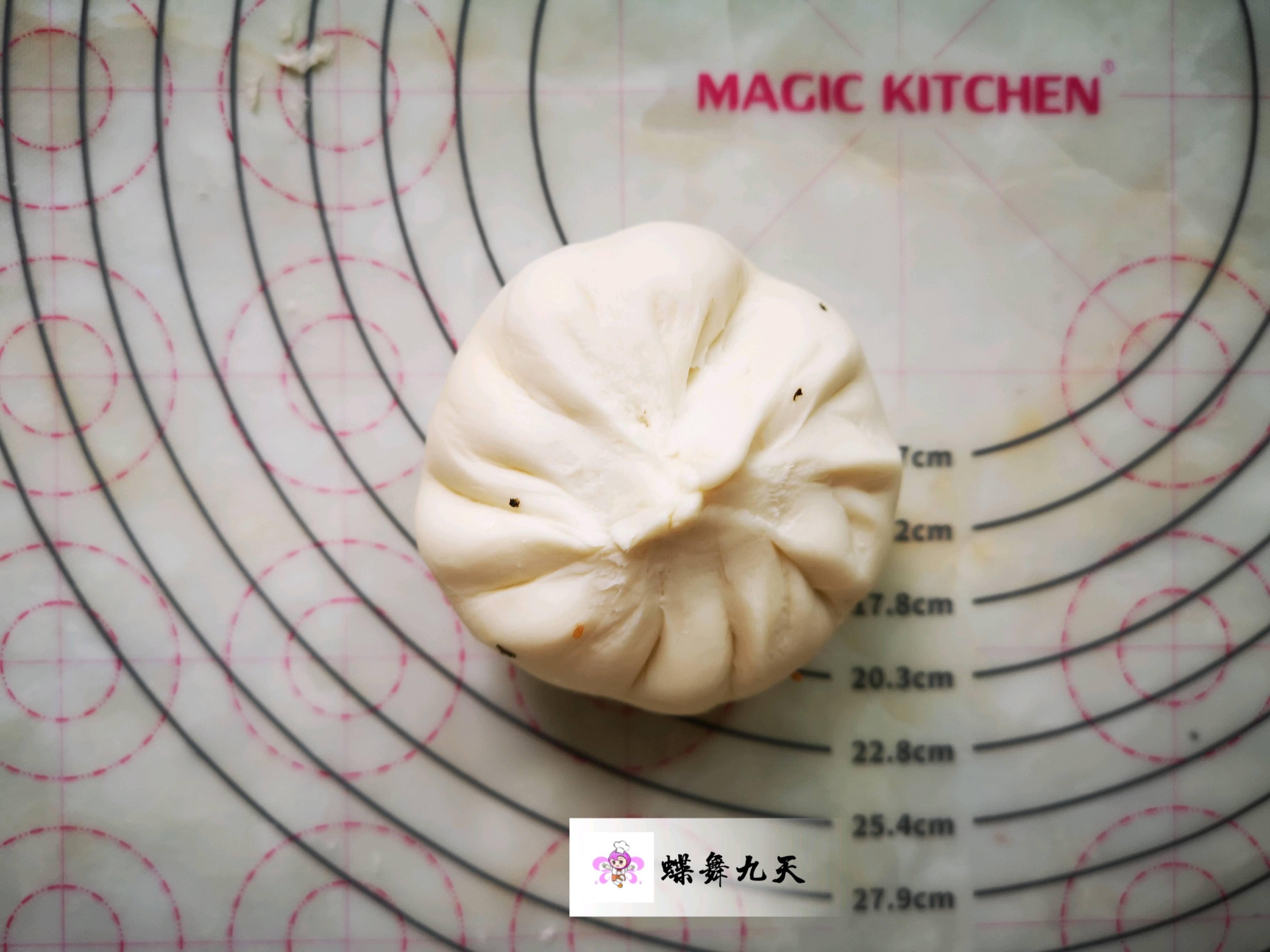 一口平底锅就可搞定,不用油煎巨好吃!梅干菜饼怎么炒