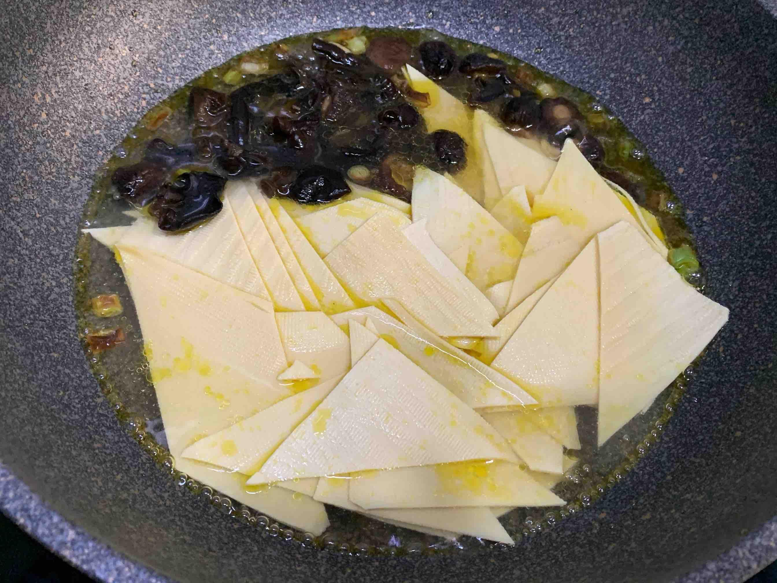 素菜也下饭‼️香辣炖豆皮的简单做法