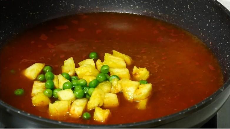 #冬至大如年#茄汁大虾的步骤