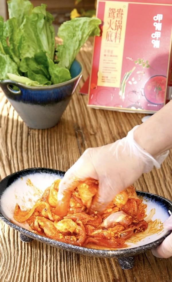 香煎麻辣五花肉的家常做法