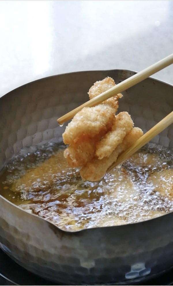 茄汁鱼柳怎么煮