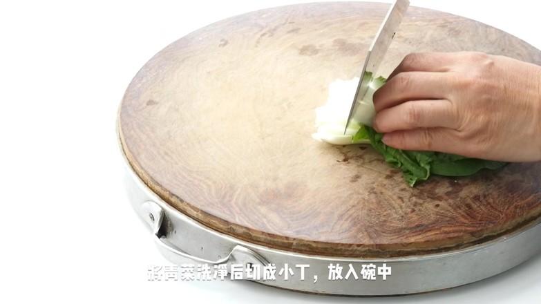 腌菜花炝毛豆米的做法大全