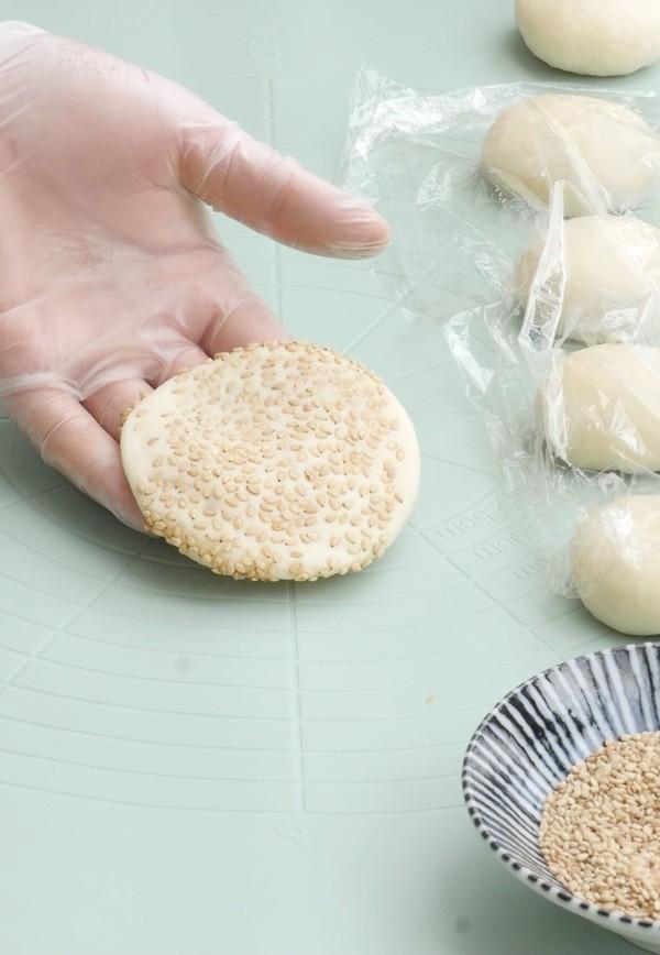 超级酥脆的空心小烧饼怎么做