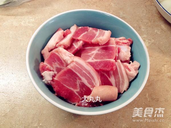 湖南小炒肉的做法大全