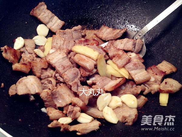 湖南小炒肉怎么吃
