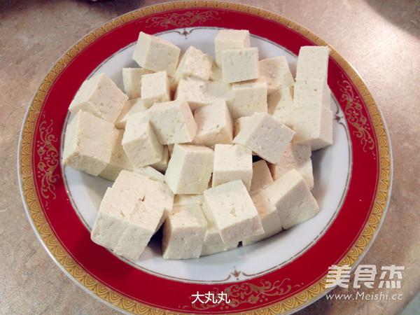 金针菇烧豆腐的做法图解