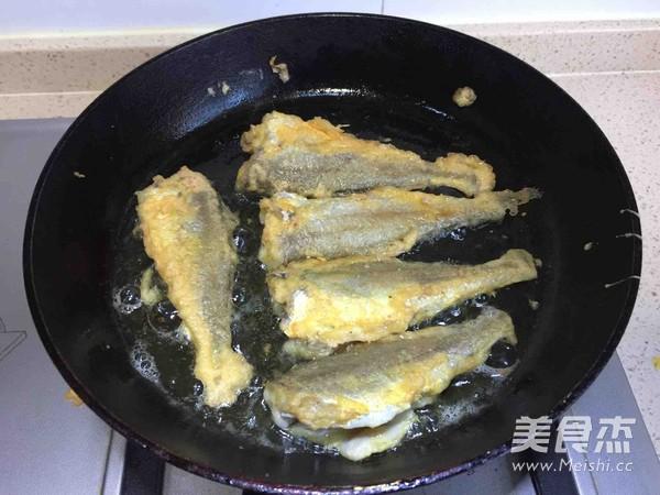 奶香黄花鱼的简单做法