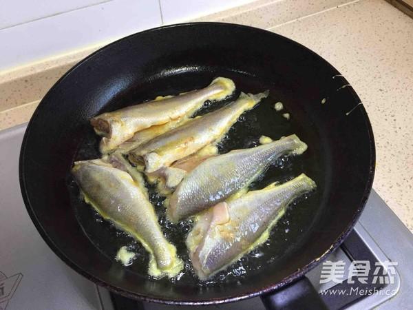 奶香黄花鱼的家常做法