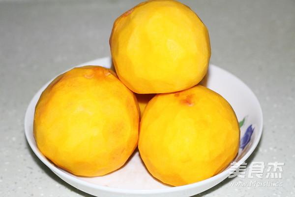 自制黄桃罐头的做法图解