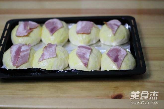 香葱培根芝士面包怎么吃