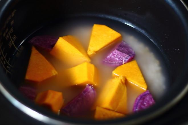 五谷杂粮米饭的简单做法