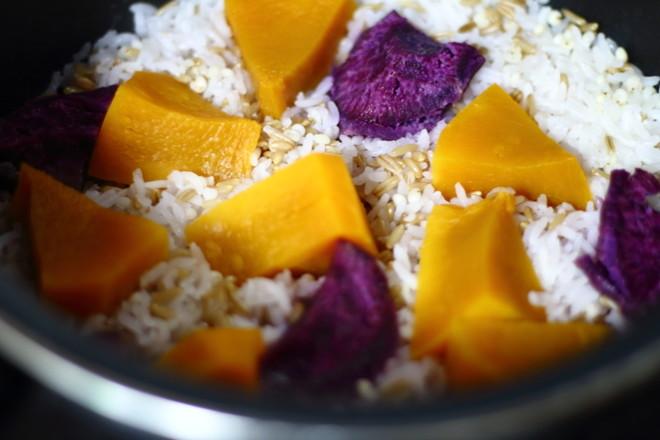 五谷杂粮米饭怎么做