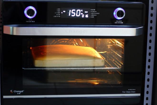 蓝莓果酱虎皮蛋糕卷的制作方法