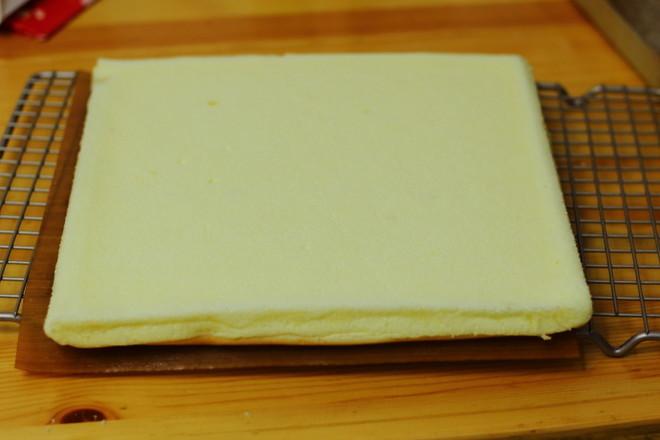 蓝莓果酱虎皮蛋糕卷的做法大全