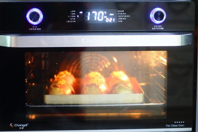 培根肉松面包的做法大全