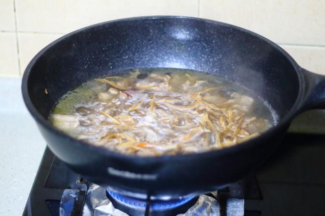 鸡腿炖山药胡萝卜干笋怎么炒