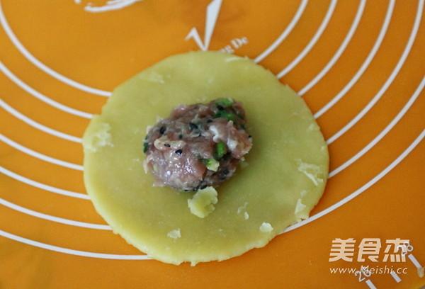 苏式鲜肉月饼怎么做