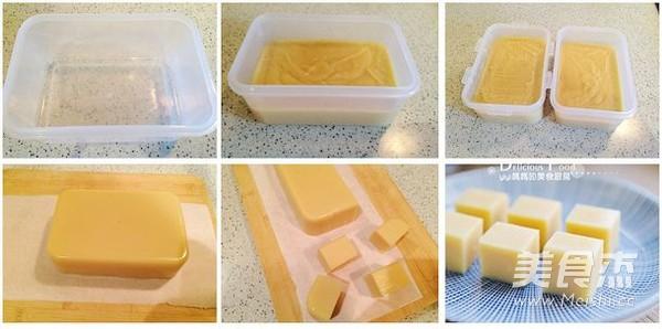 豌豆黄的做法图解