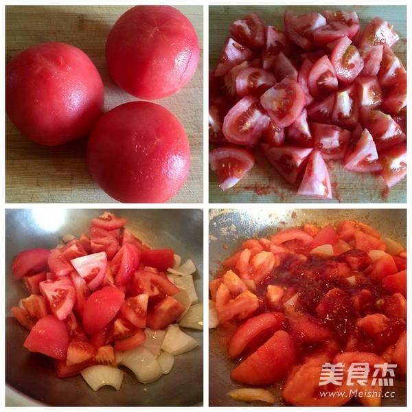 番茄牛腩的家常做法