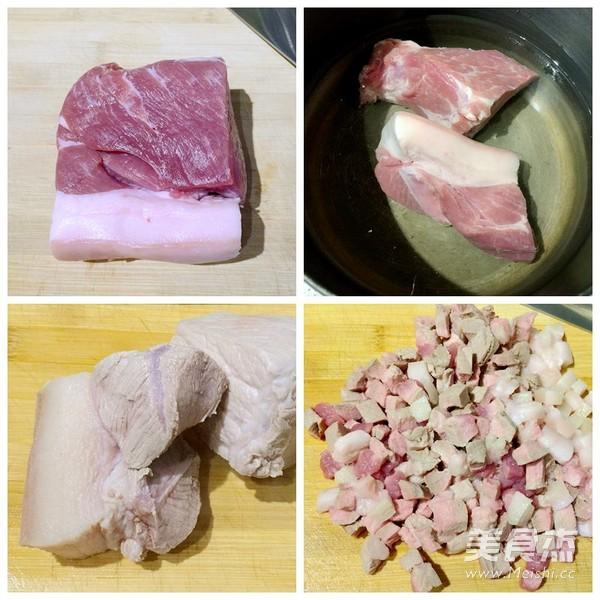 酱肉包子的做法大全