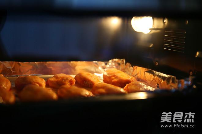 新奥尔良烤鸡翅怎么煮
