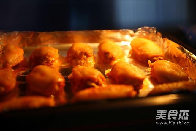 新奥尔良烤鸡翅怎样煸