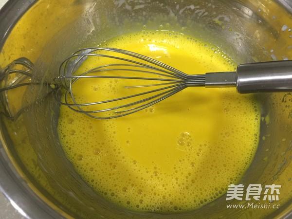 八寸原味戚风(可做生日蛋糕坯)的简单做法