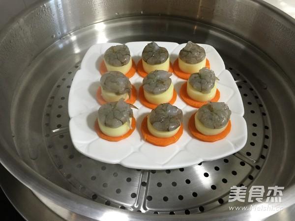 鲜虾玉子豆腐怎么炖