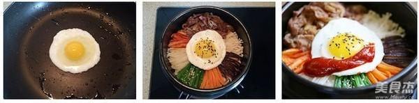 韩式肥牛石锅拌饭怎么炒