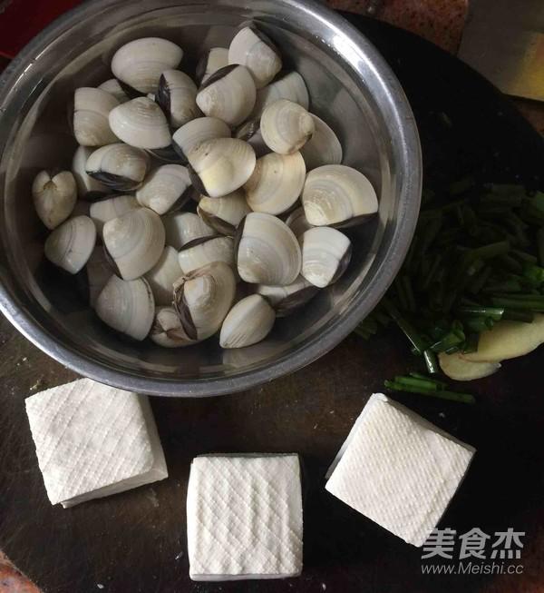 白贝豆腐汤的做法大全