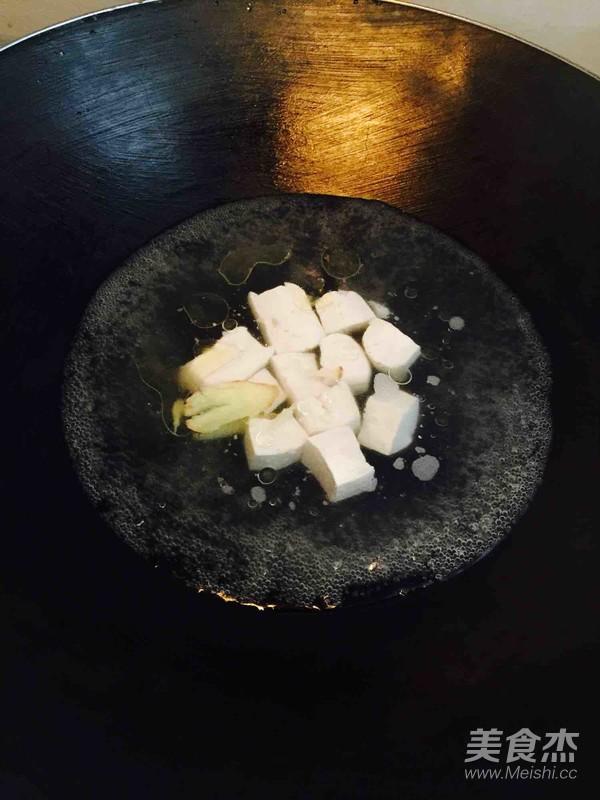 白贝豆腐汤的做法图解