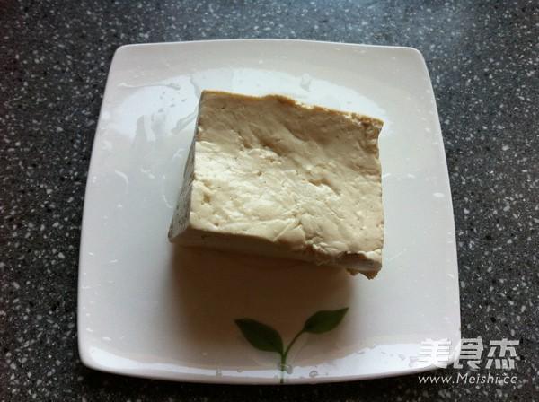 西红柿鸡蛋豆腐的简单做法