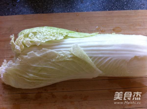 松蘑白菜豆腐炒肉怎么吃