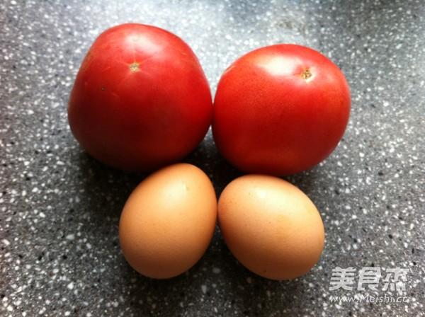西红柿鸡蛋打卤面的做法大全