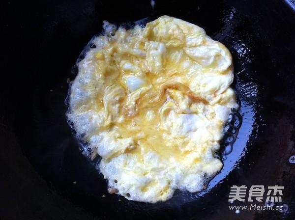 西红柿鸡蛋打卤面的简单做法