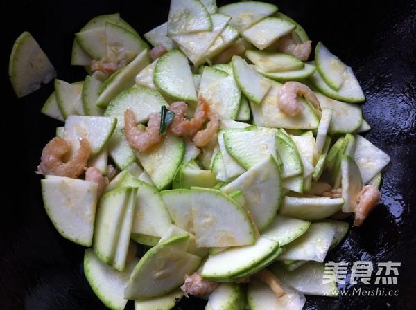 海米西葫芦怎么吃