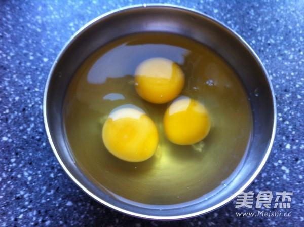 鸡蛋白菜炒米饭怎么吃