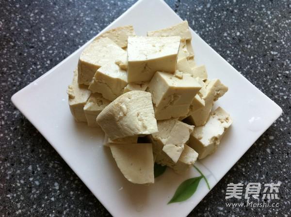 白菜豆腐炒肉怎么吃